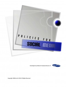 Policy and Procedures cover
